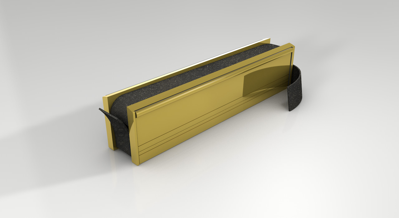 norseal advantage plus letterbox gold greyjpgixlibrails 21 - Letter Box Covers