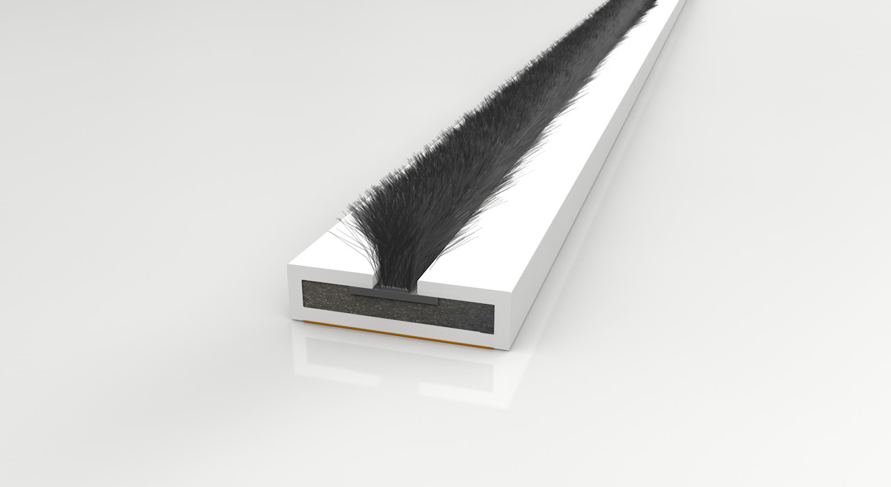 How To Fit An Intumescent Strip To A Fire Door - Norseal